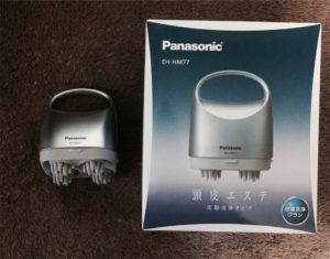 Panasonic(パナソニック)頭皮エステって効果あるの?育毛効果があるか気になっている方へ