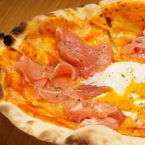すべてのピザ屋を過去にした。CONAの500円ピザのコスパが圧倒的