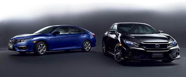 Hondaが新型CIVIC(シビック)を発表!!かなりスポーティーでカッコいい。これは売れるぞ